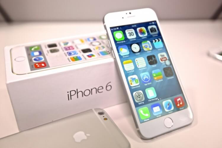 iPhone 6S 16 Go