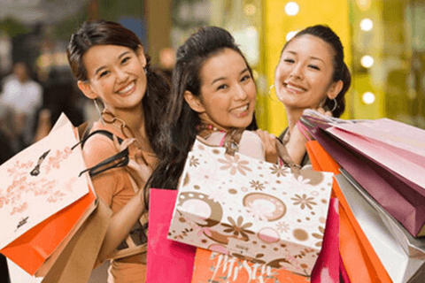shopping chine