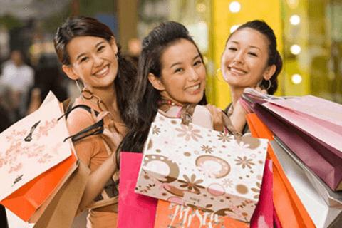 shopping chine
