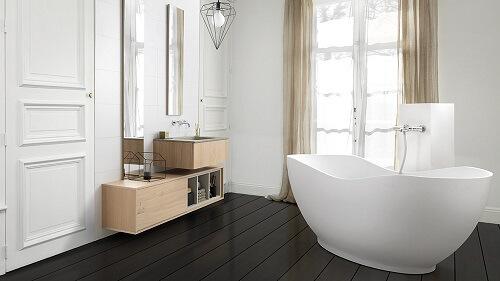 conseil belle salle de bain ilot