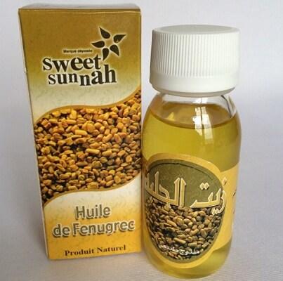 fenugrec huile