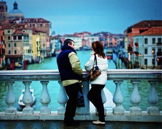 destination romantique