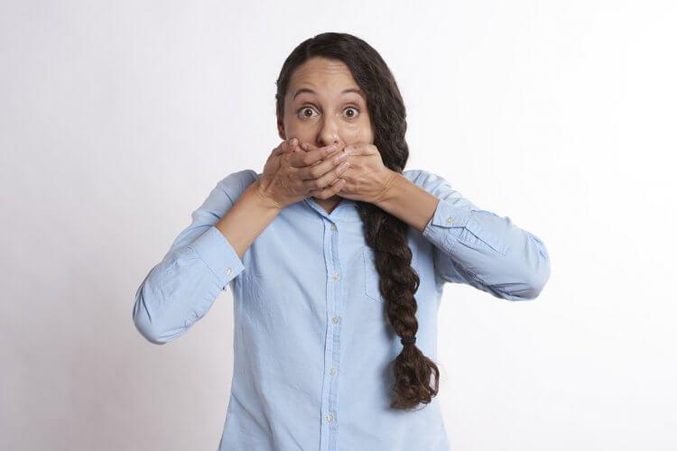 rinçage de la bouche