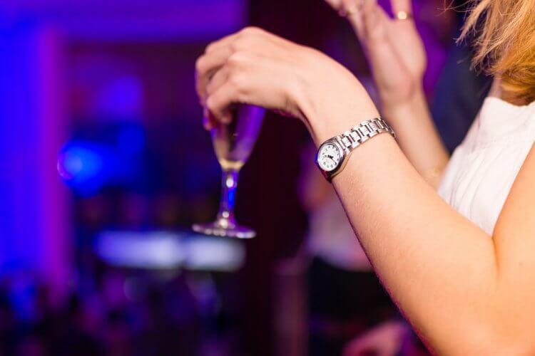 soirée cocktail