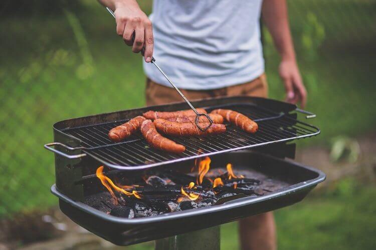 coin barbecue jardin