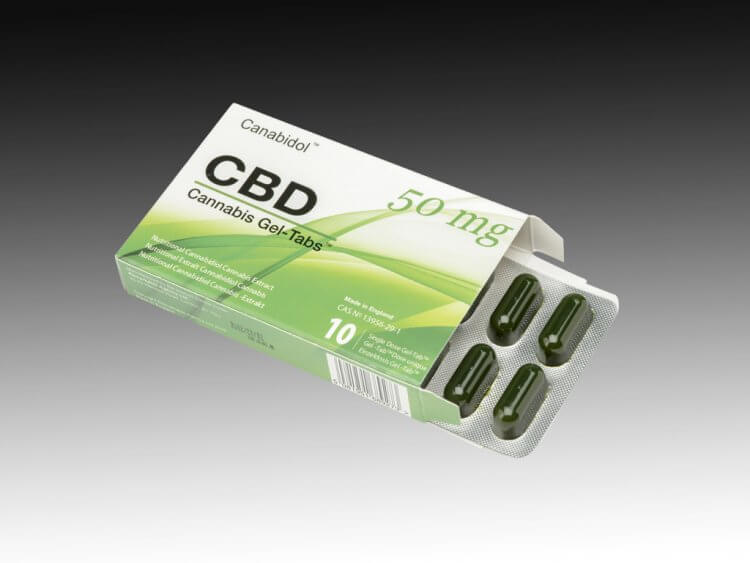 inflorescence CBD légal