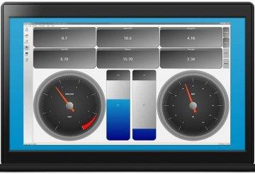 diagnostic de véhicule sur un ordinateur